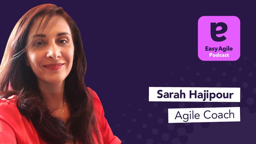 Sarah Hajipour Agile Coach