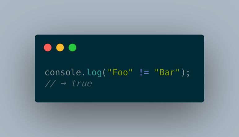 console.log(