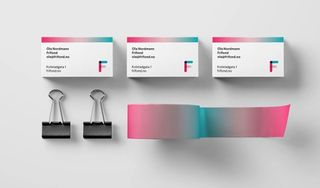 Visittkort for Frifond
