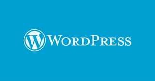 Logoen til Wordpress