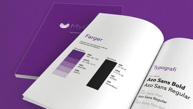 Designmanualen til MyOS