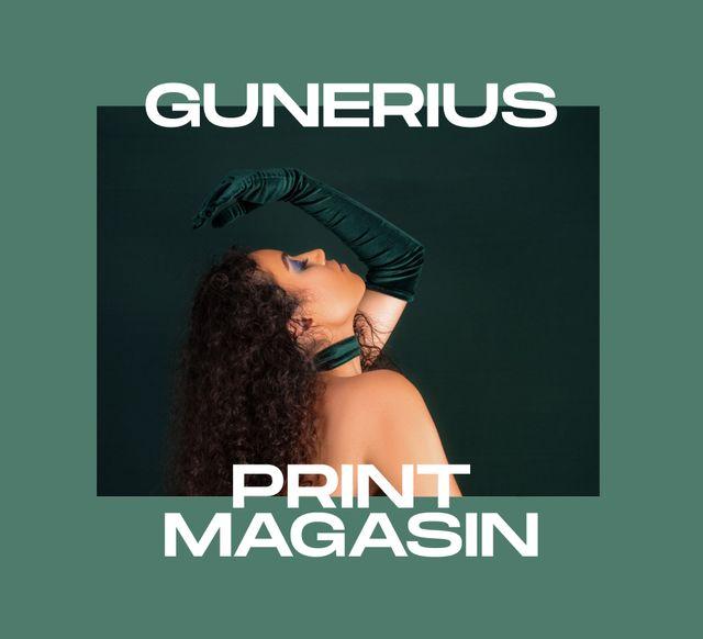 """Eksempel på case fra nettsiden til Chili Media """"Gunerius Print Magasin"""""""