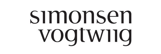 Logoen til Simonsen og Vogtwiig