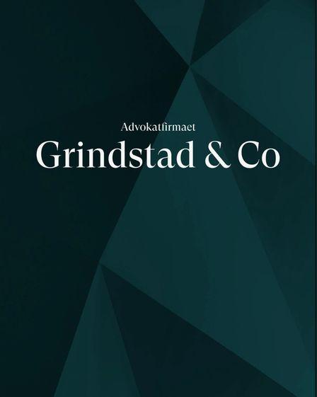 Logoen til Advokatfirmaet Grindstad