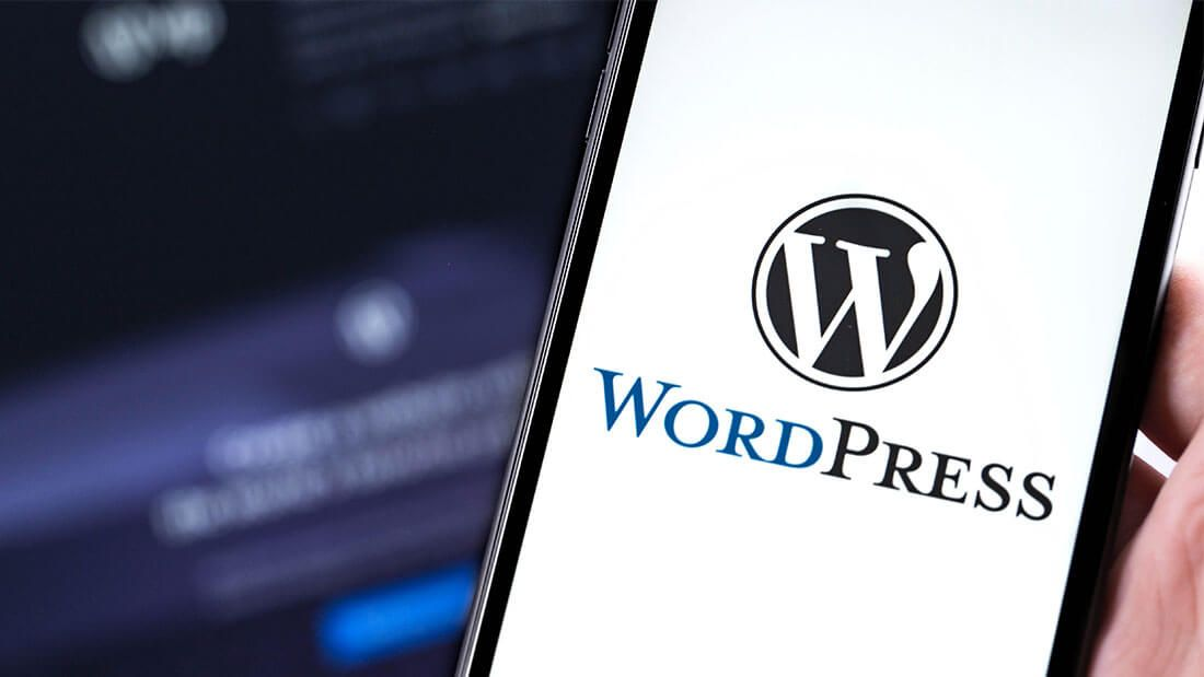 WordPress Mobile Site