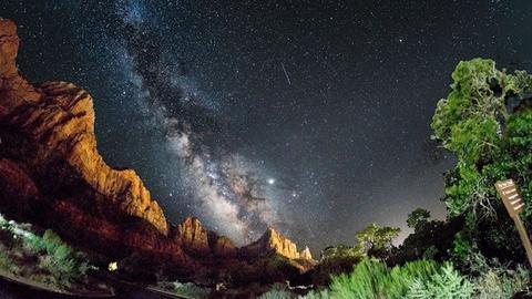 Cover Image for Stargazing Series Part 1: Zion National Park in Utah