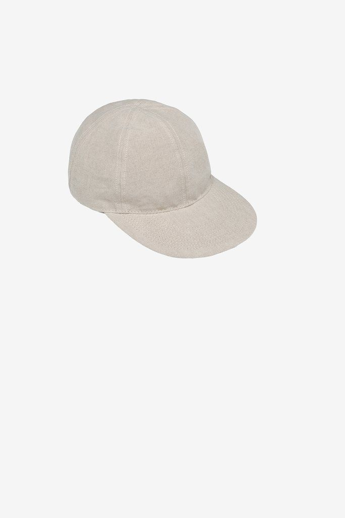 Product Image for Linen Ball Cap, Flax