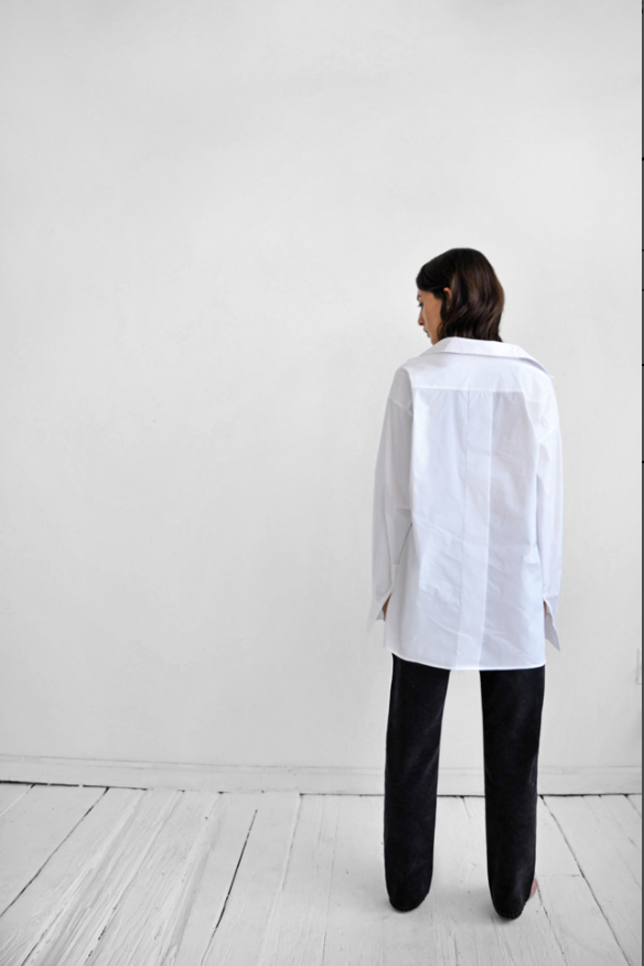 Product Image for ARP Wrap Shirt, Starch
