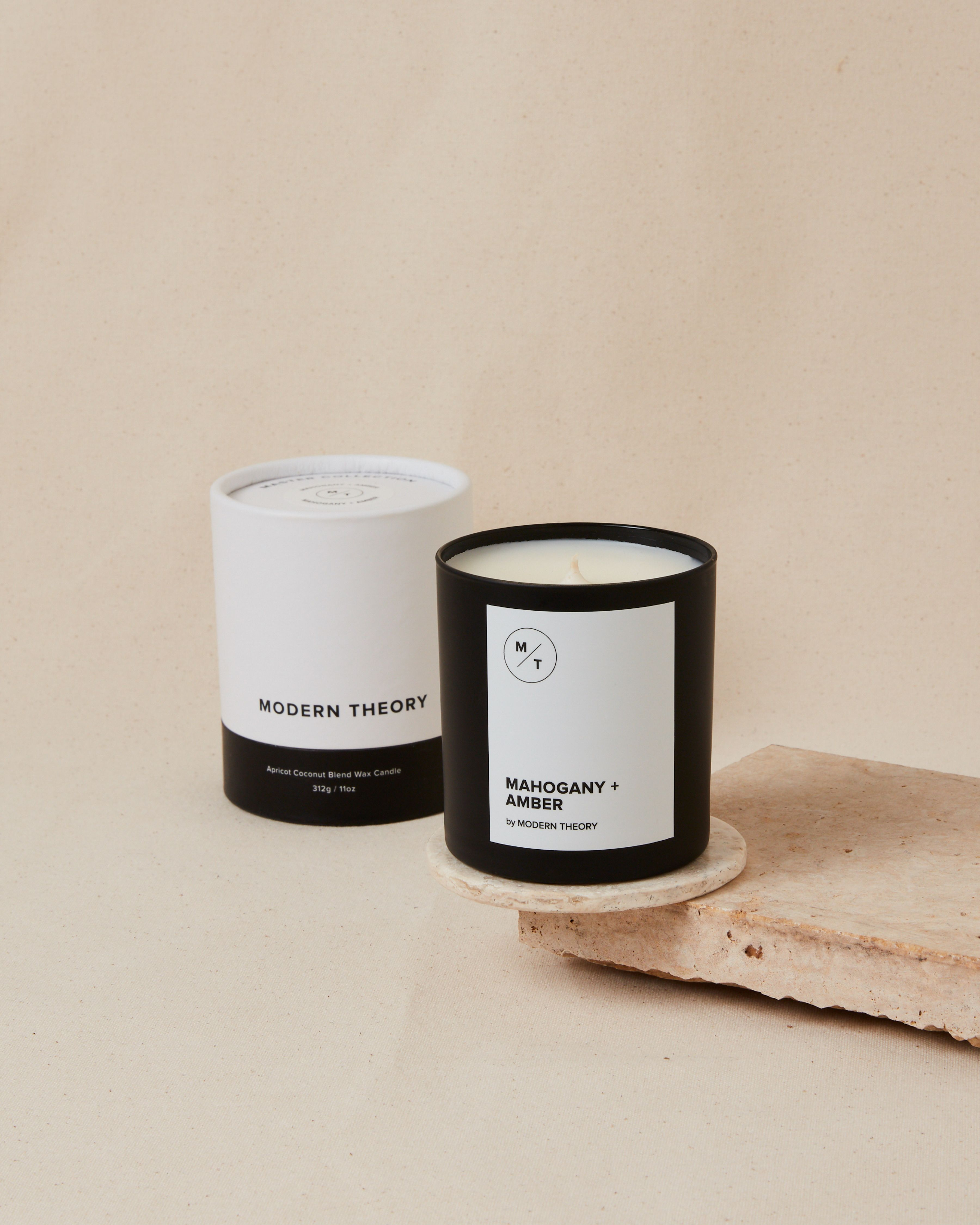 Product Image for Mahogany + Amber Candle
