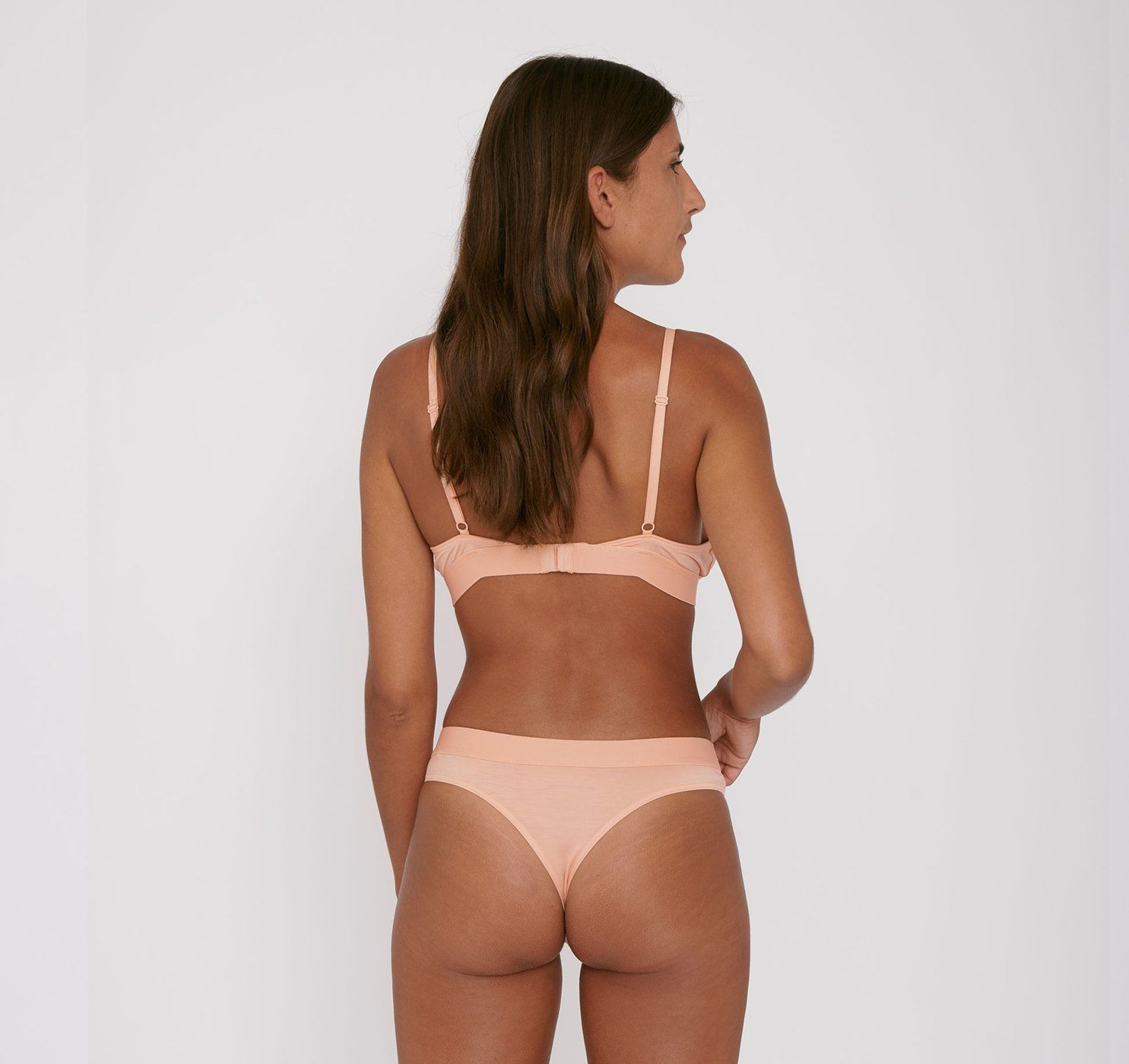 Product Image for TENCEL Lite Tanga, Soft Pink, 2-pack