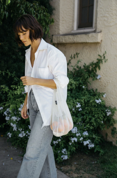 Product Image for The Hombre Tote, Ivory