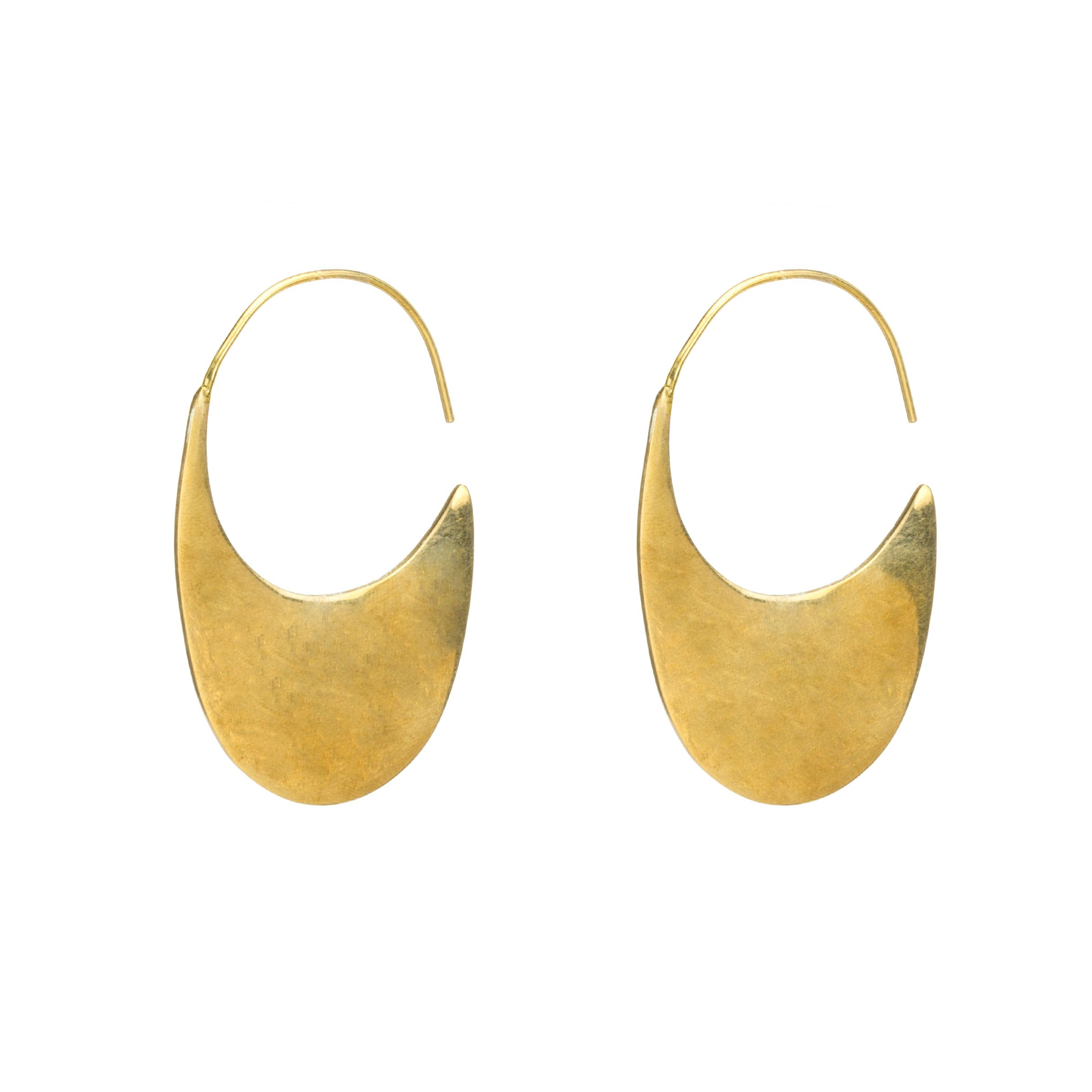 Product Image for Mezi Drama Threader Earrings