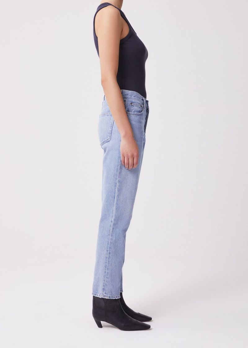 Product Image for Fen High Rise Relaxed Tapered Jean, Dimension