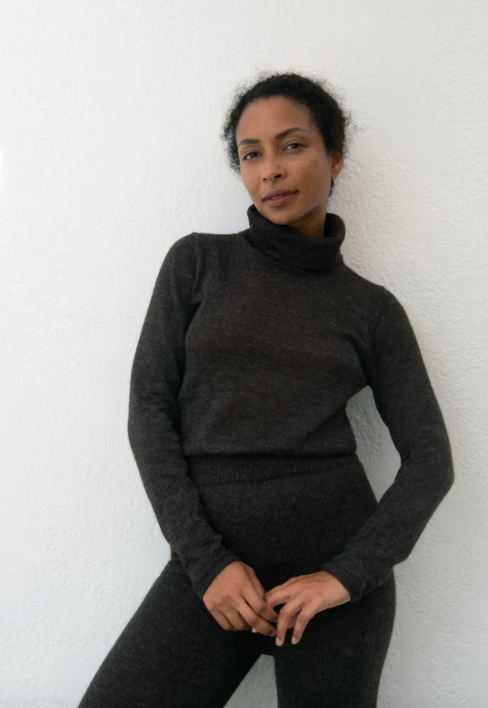 Product Image for Layering Turtleneck, Charcoal