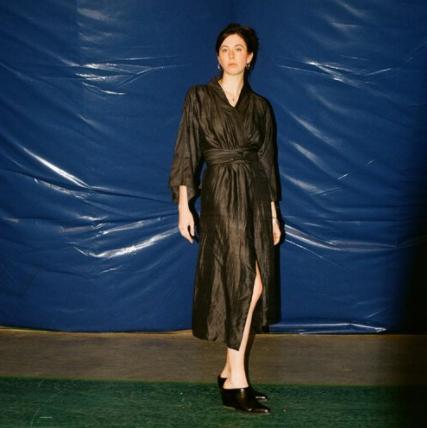 Product Image for Handwoven Silk Robe, Jaguar
