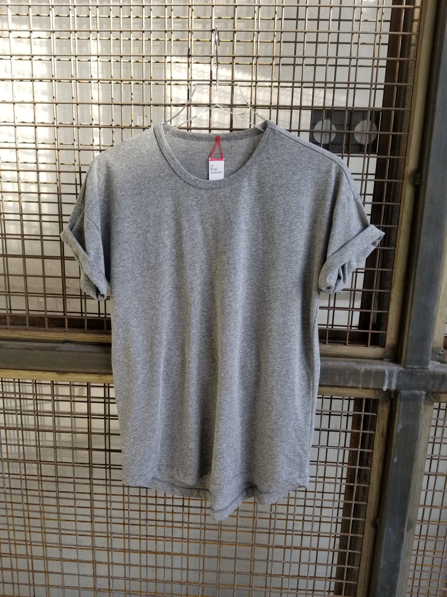 Product Image for Her Tee, Heather Grey