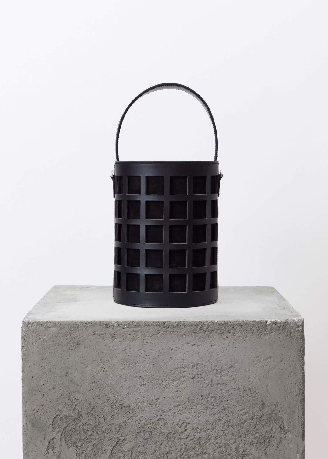 Product Image for Basket Bag, Noir
