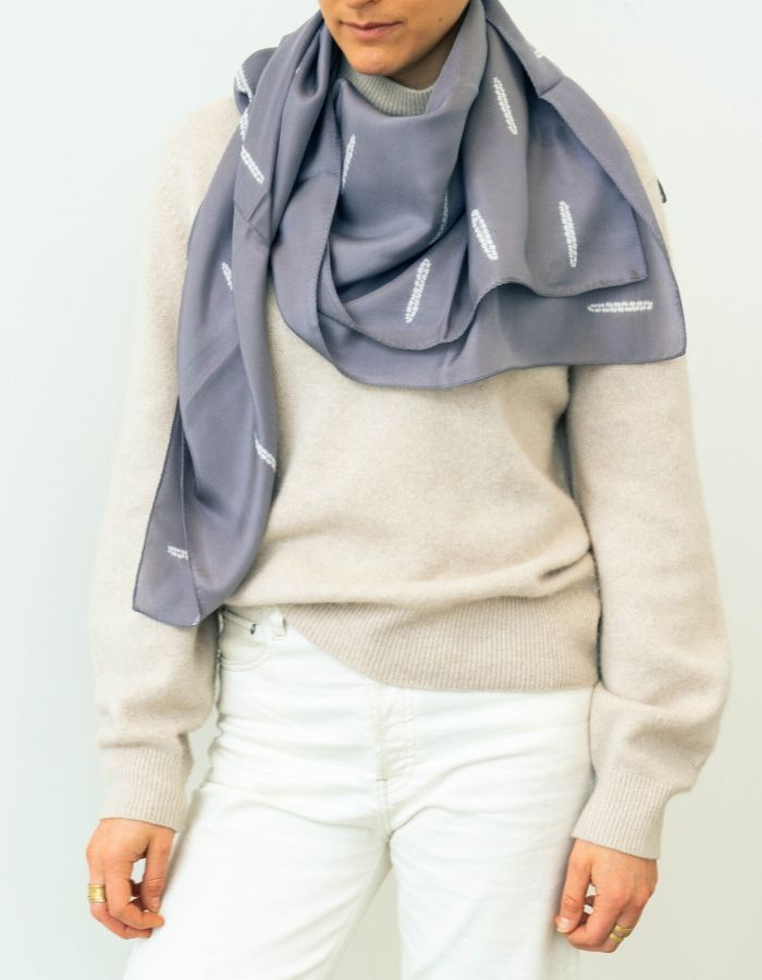 Product Image for Maley Silk Scarf