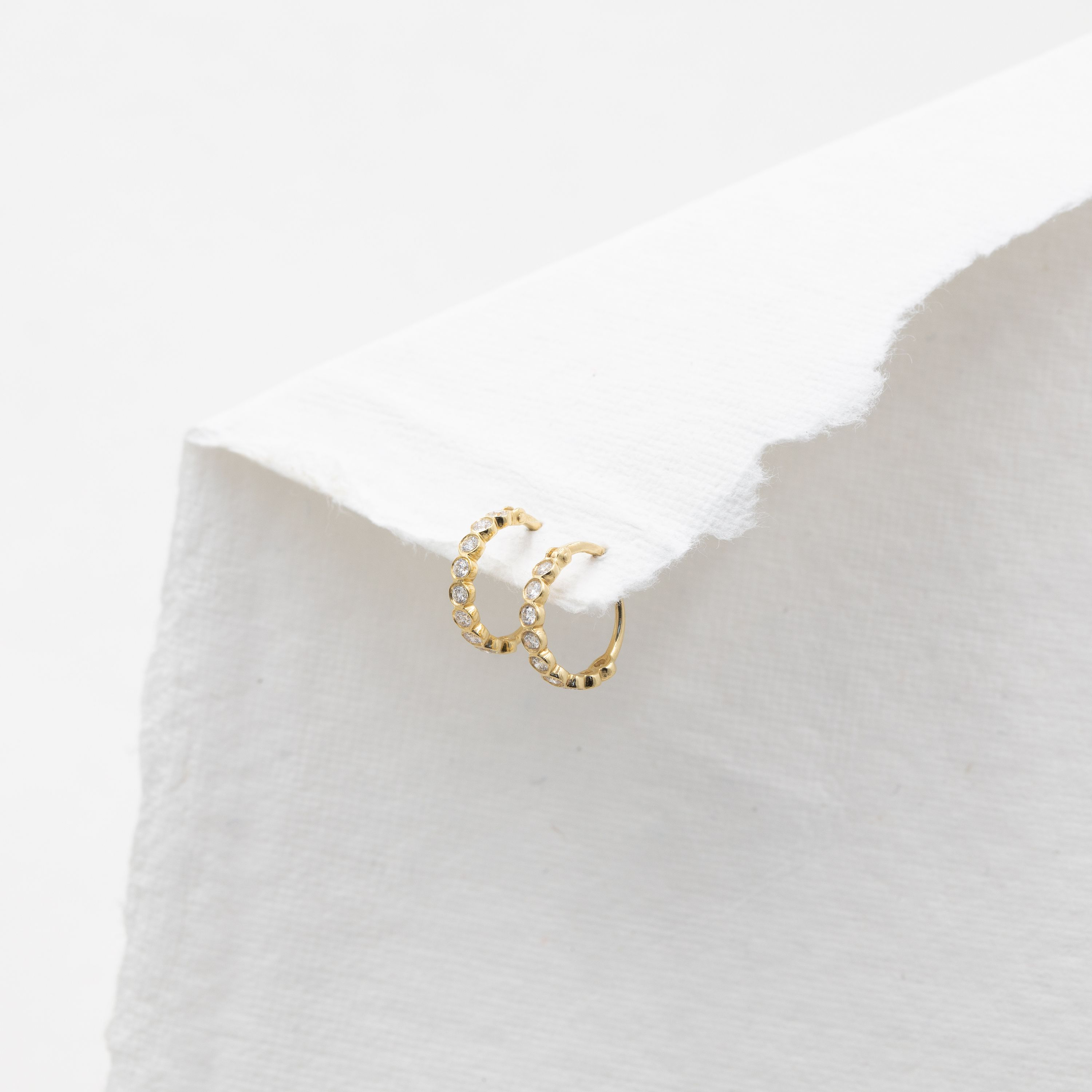 Product Image for Micro Chloe Hoops
