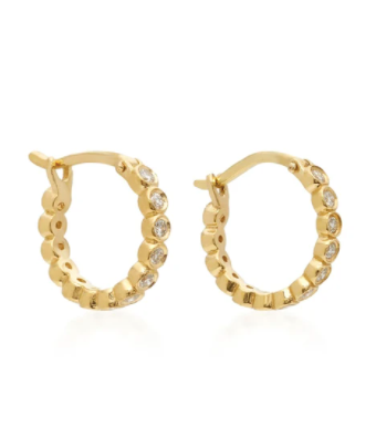 Product Image for Petite Chloe Hoops