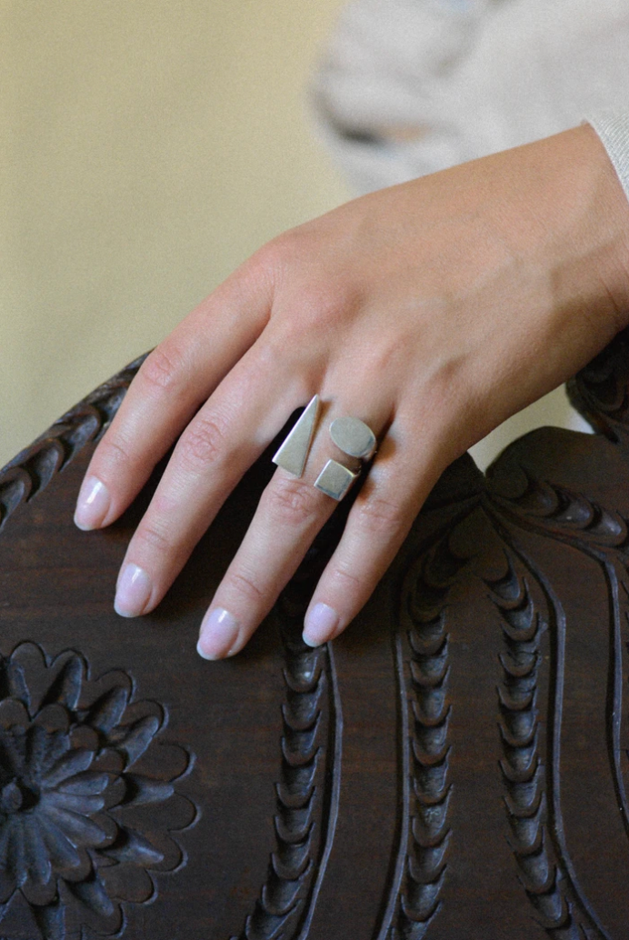 Product Image for Geometric Ring