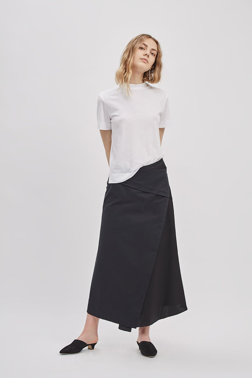 Product Image for Reversible Wrap Skirt