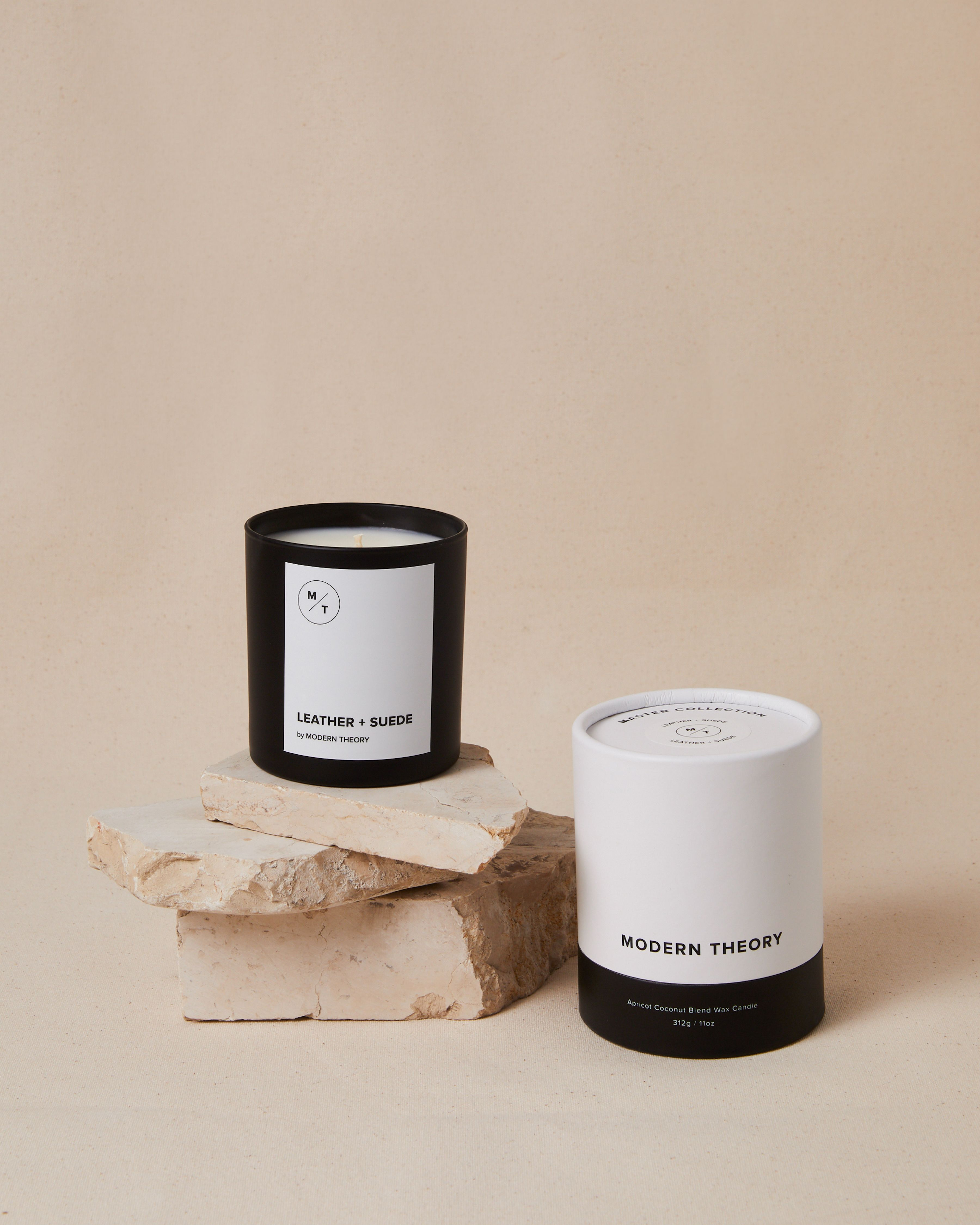 Product Image for Leather + Suede Candle