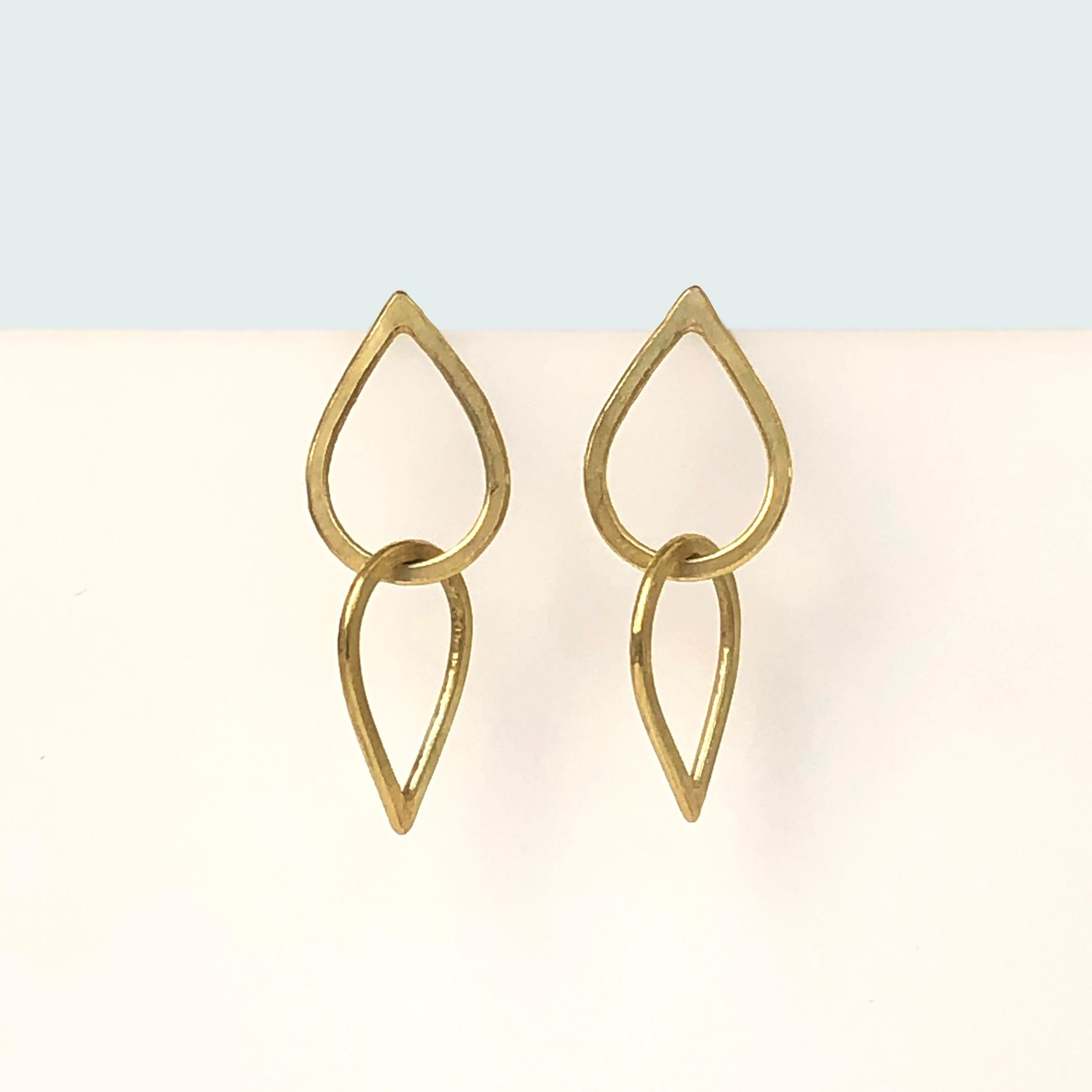 Product Image for Double Droplet Earrings