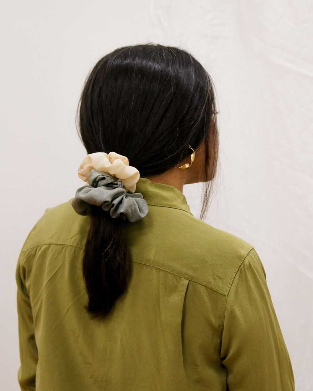 Product Image for Sand Silk Scrunchie