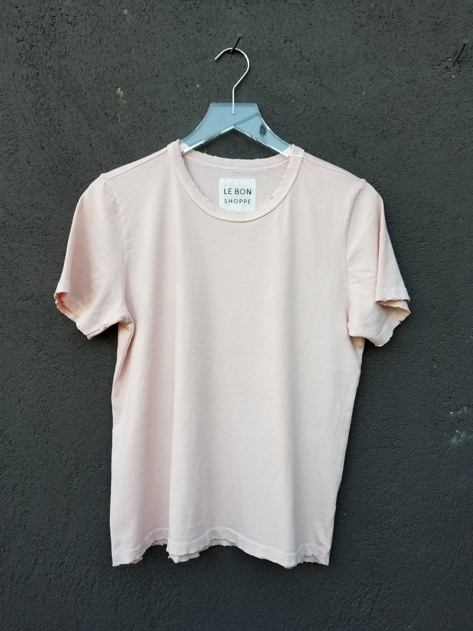 Product Image for Vintage Boy Tee, Ballet Pink
