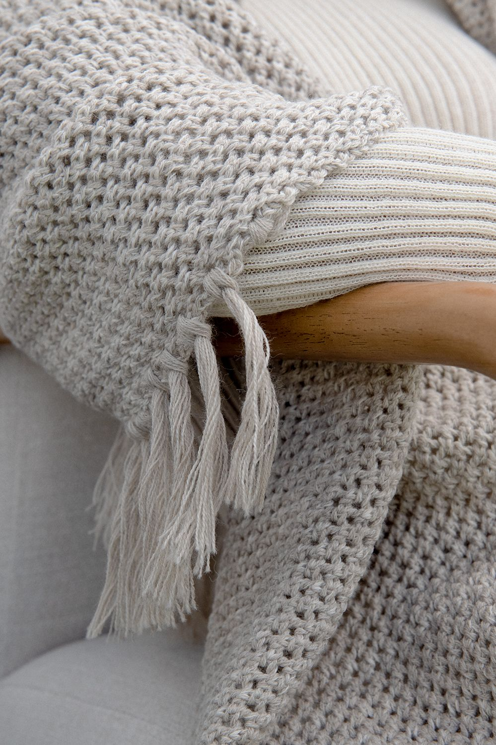 Product Image for Mesh Shawl, Sand