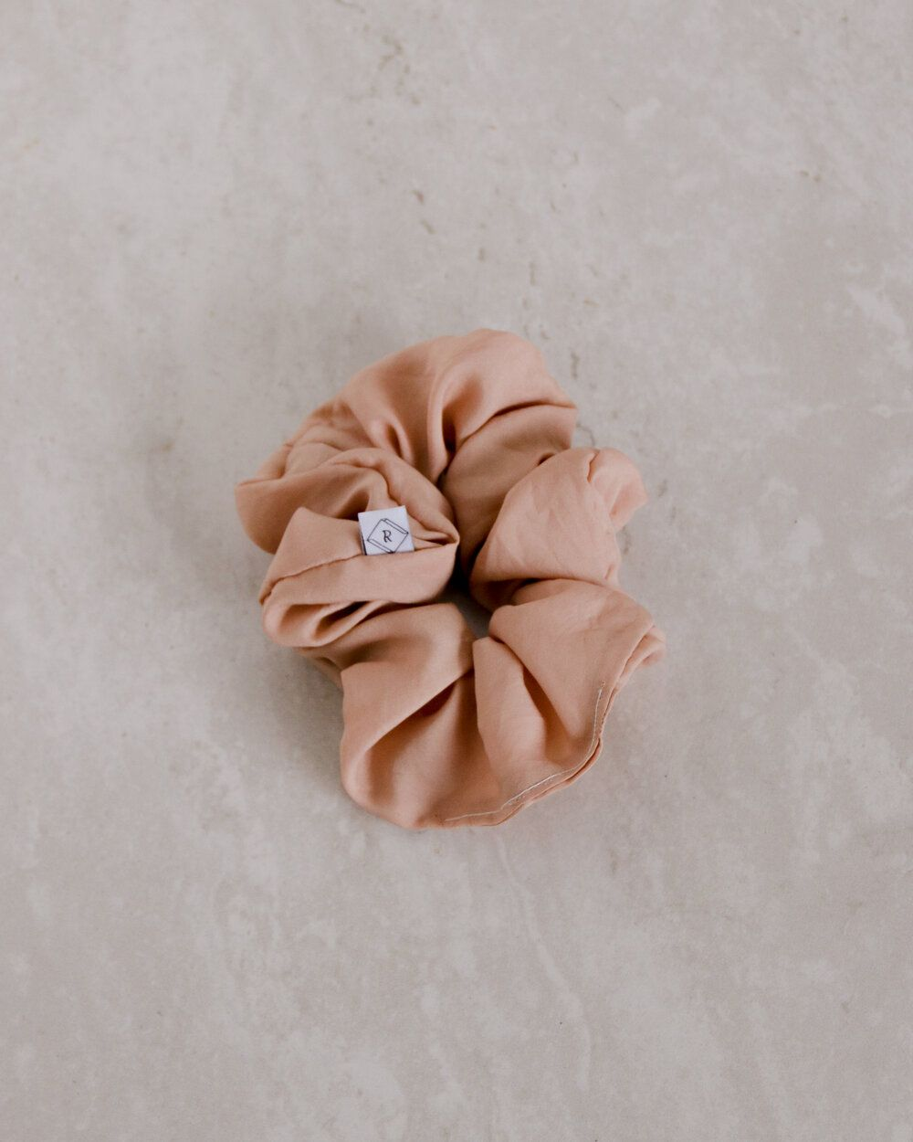 Product Image for Mauve Silk Scrunchie
