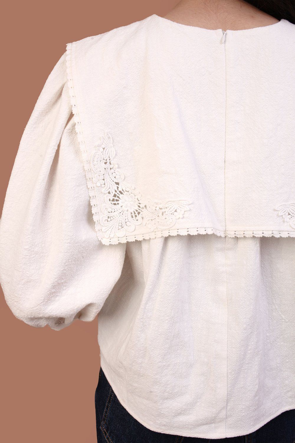 Product Image for Hickory Top, White