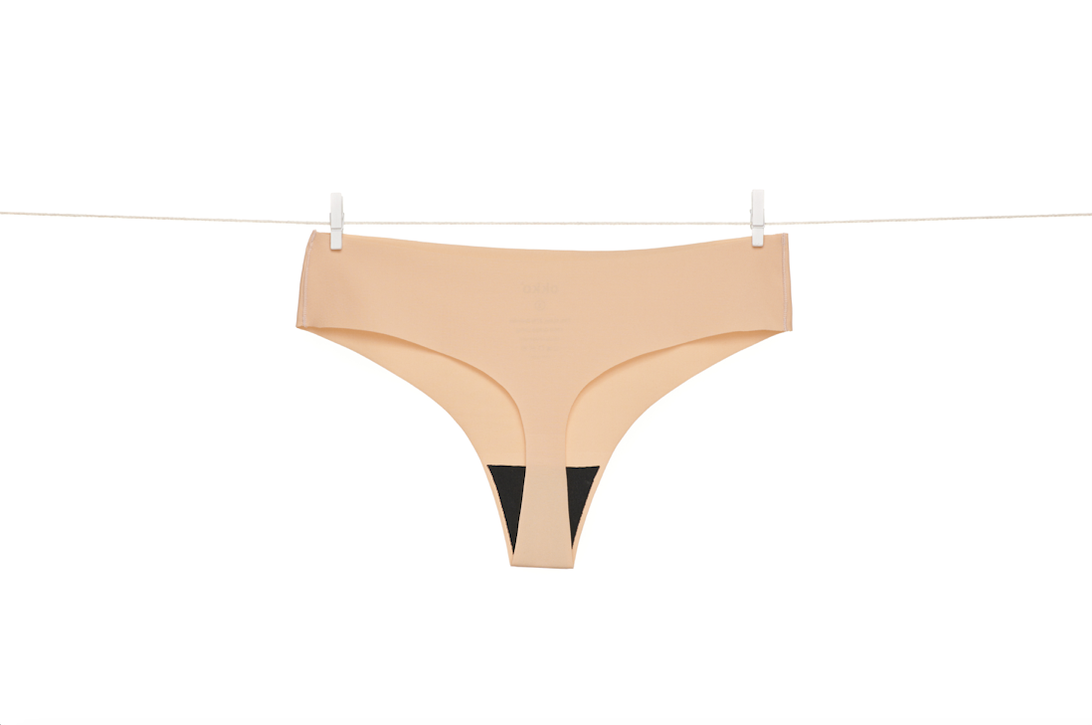 Product Image for Signature Thong, Creme