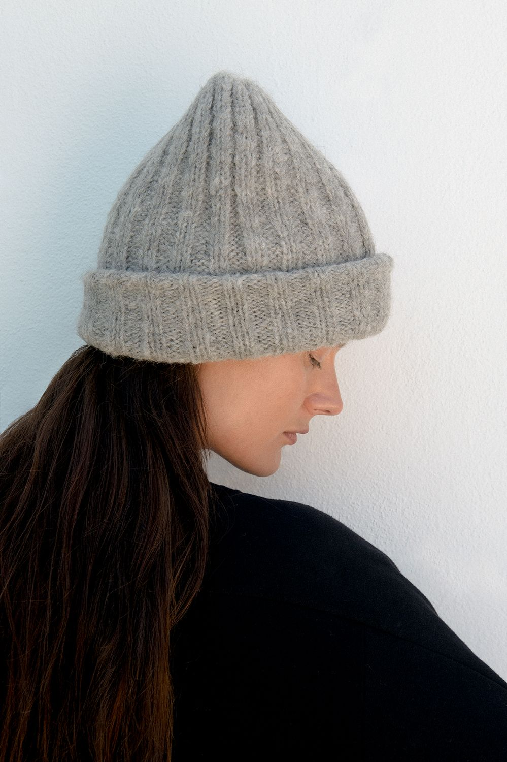 Product Image for Rib Hat, Heather