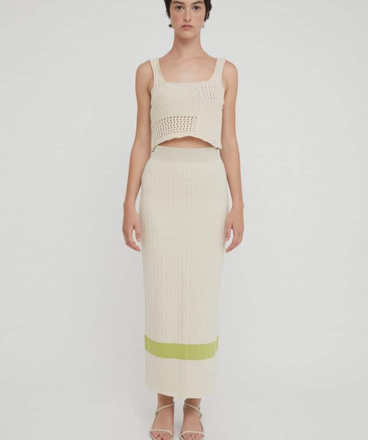 Product Image for Elvia Skirt, Beige