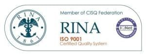 ISO:9001 certificate