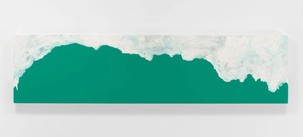 Mary Heilmann, Windansea, 2020, from