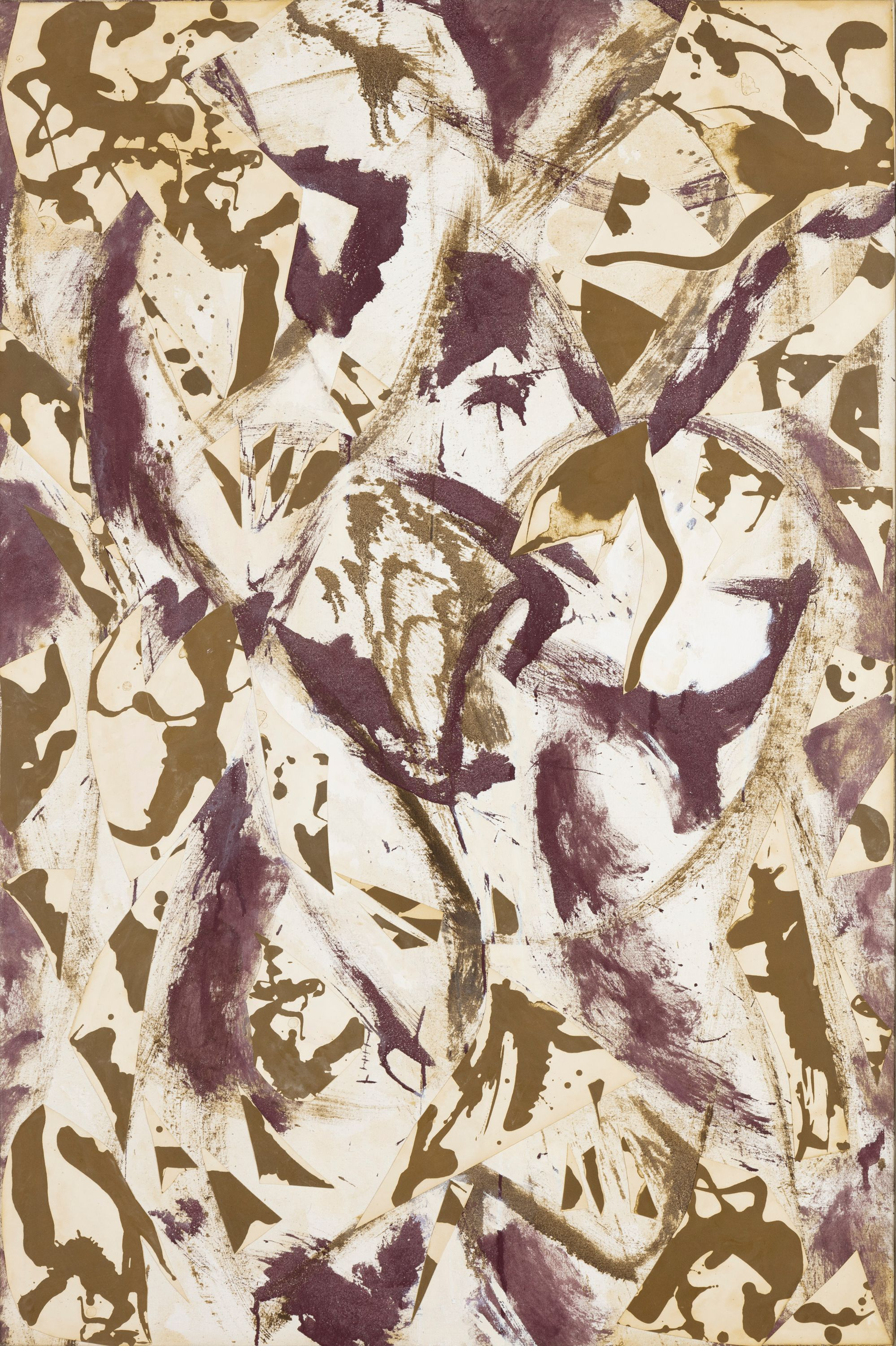 Lee Krasner, The Farthest Point, 1981 Kasmin Galery