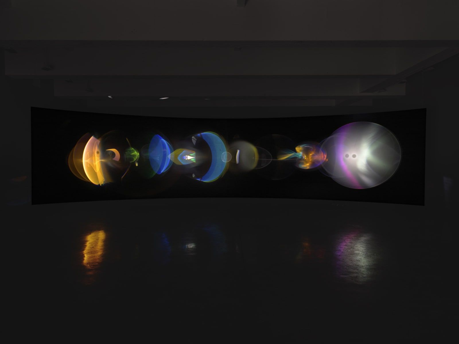 Olafur Eliasson, Your ocular relief, 2021, from