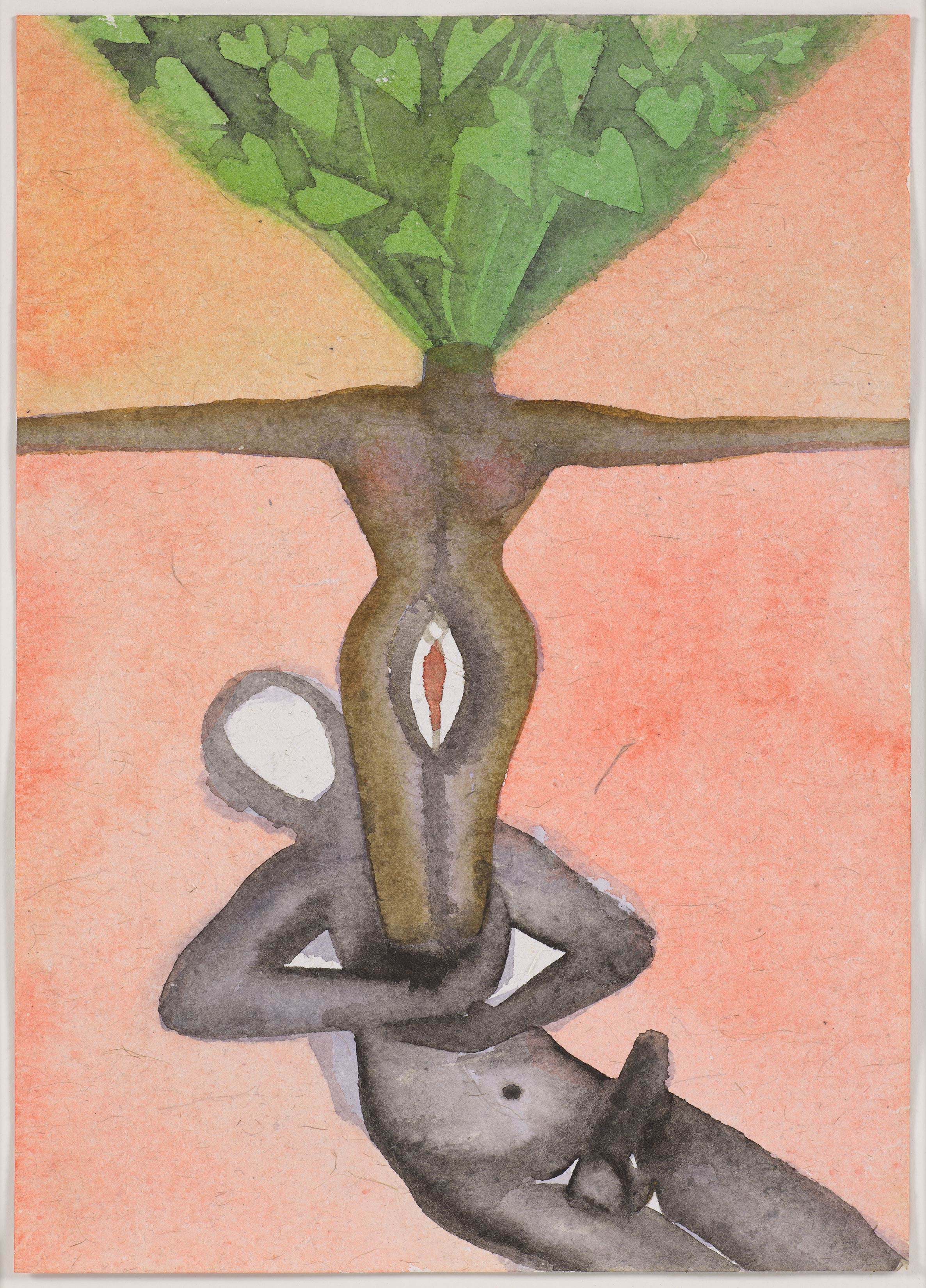 Francesco Clemente, A Story Well Told VII, 2013