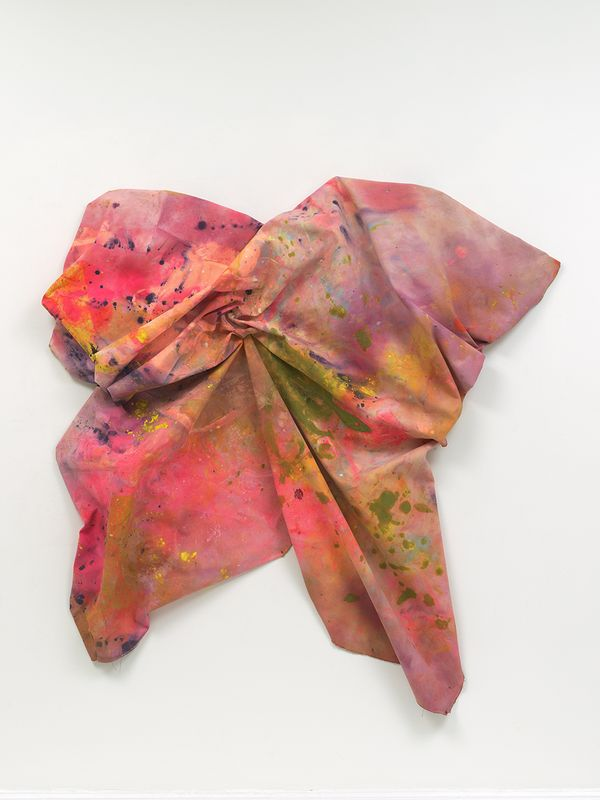 Sam Gilliam, Little Dude, 1971. Mnuchin Gallery