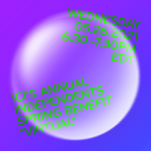 ICI'S ANNUAL INDEPENDENTS SPRING BENEFIT