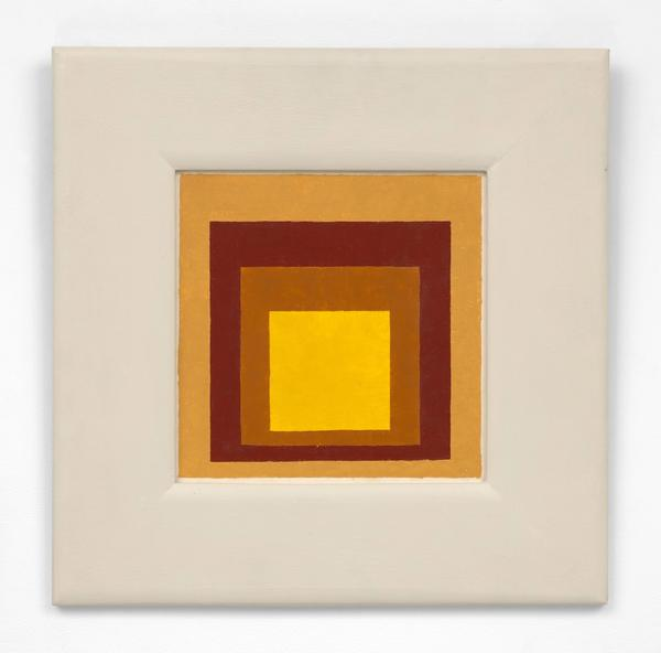 Josef Albers, Study to Homage to the Square, 1954, from