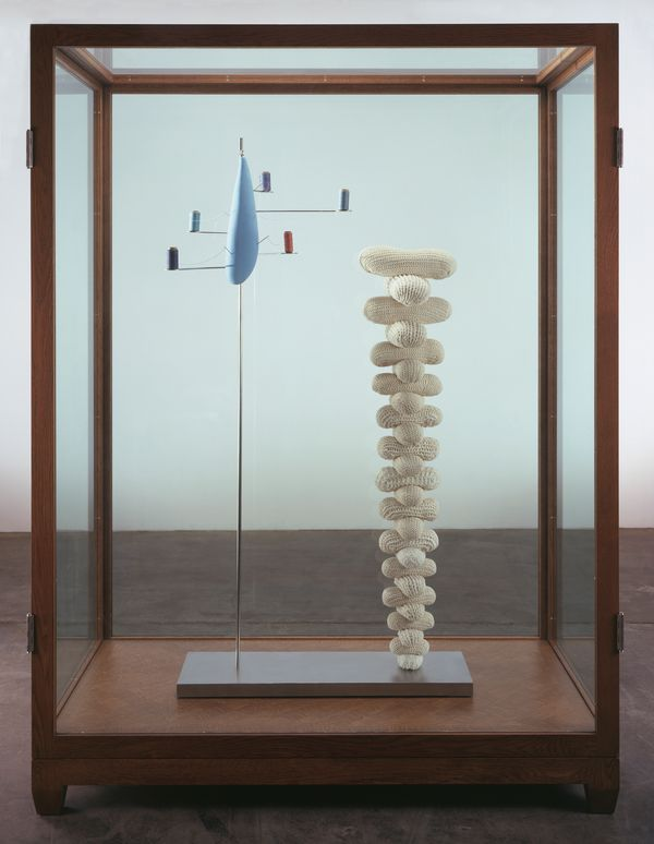 Louise Bourgeois, Conscious and Unconscious, 2008. Jewish Museum