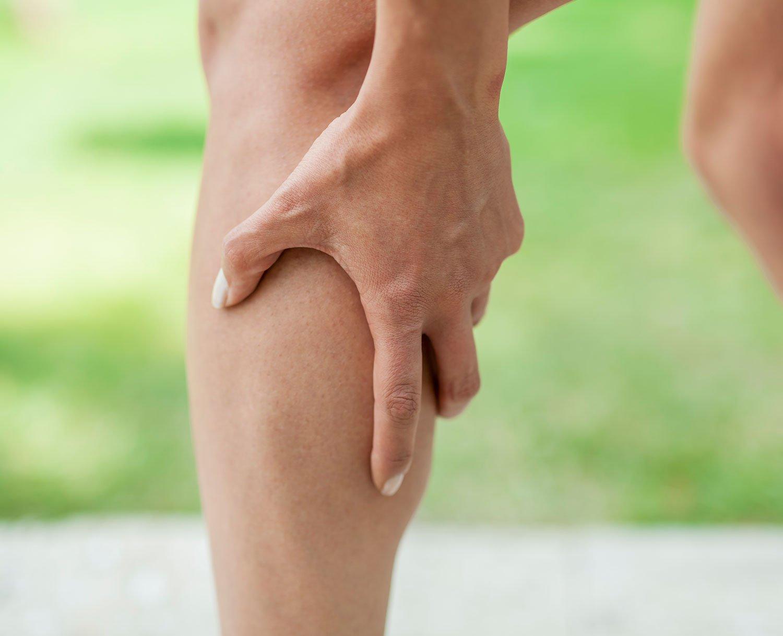 leg cramps treatment