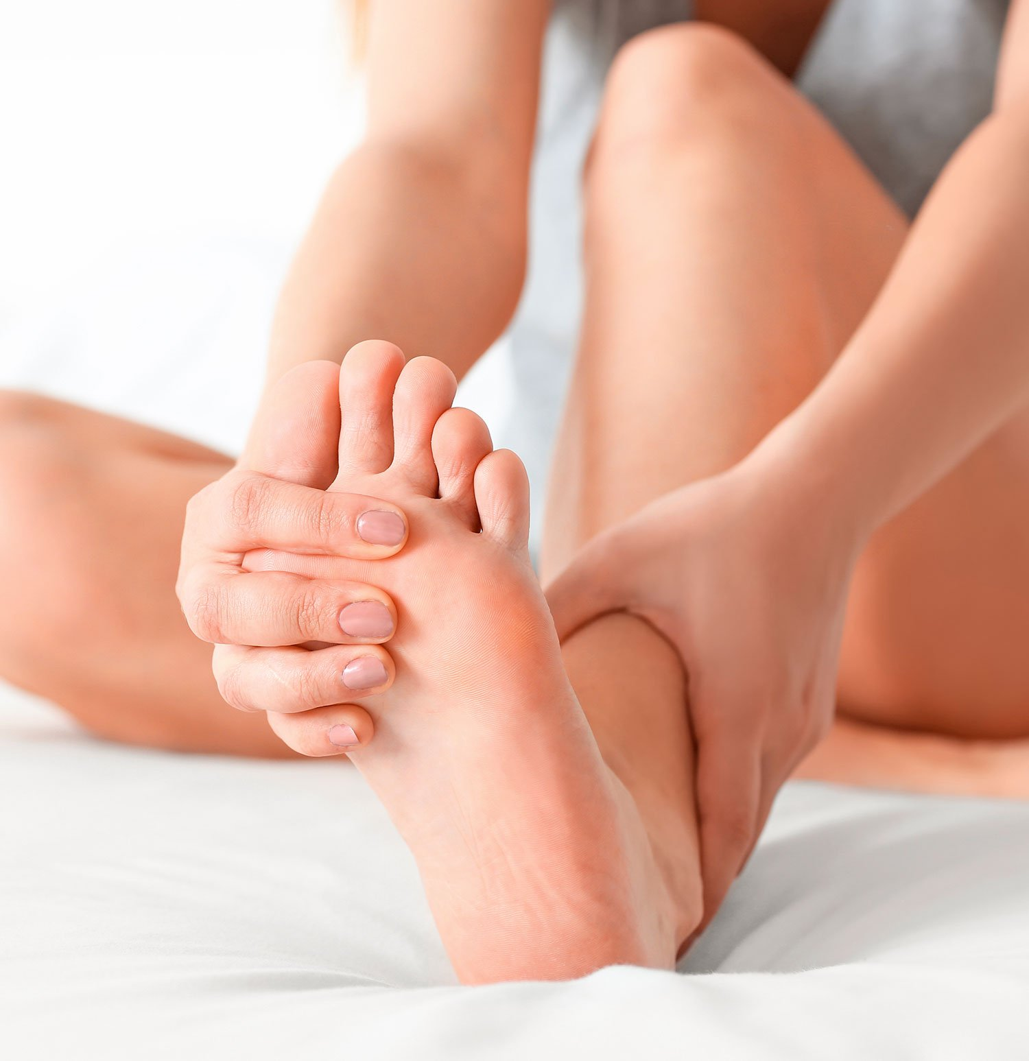 alleviate leg cramps