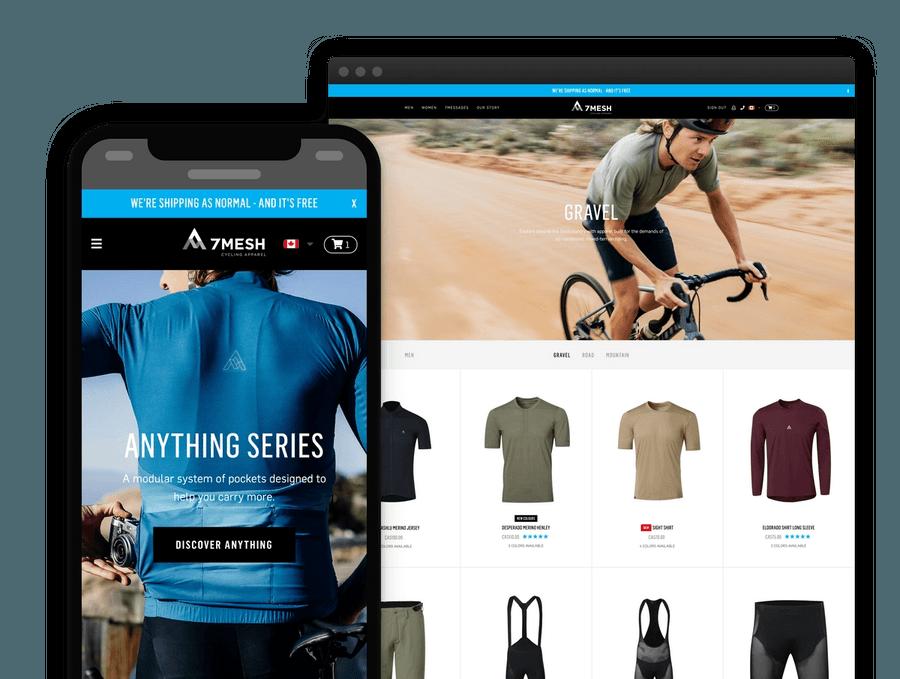 7mesh eCommerce Magento 2 NetSuite
