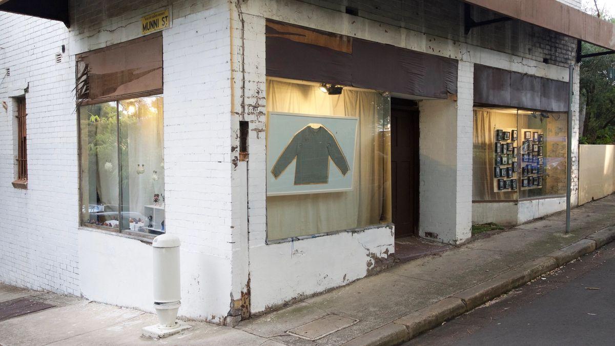 Otis Burian Hodge & The Cornershop Gallery