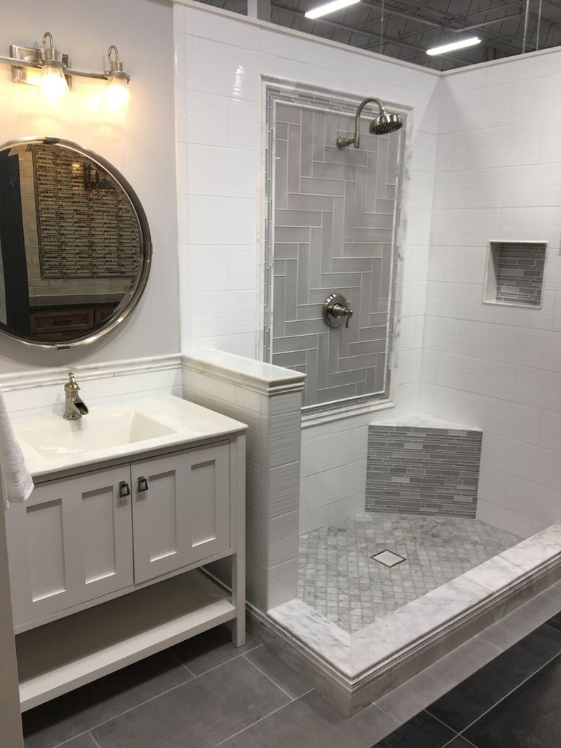 mn bathroom redesign